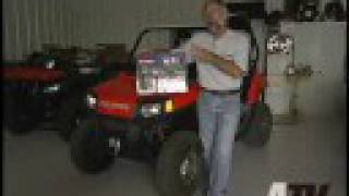 10. ATV Television Special - Winch Install How To part 1