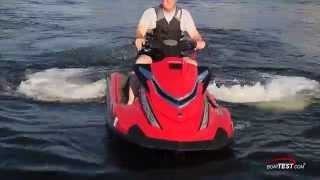 9. Yamaha VXR Test 2015- By BoatTest.com