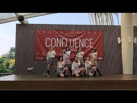 [NTU Confluence 2019] TWICE (트와이스) - 'YES OR YES' Dance Cover LIVE