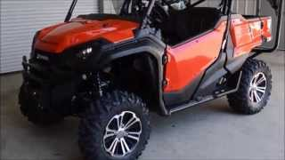 5. 2016 Pioneer 1000 5 Video Review of Specs + Drive | UTV - Side by Side ATV - SxS + Article Link