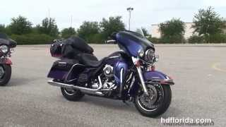 8. Used 2010 Harley Davidson Electra Glide Ultra Limited Motorcycles for sale - Jacksonville, FL