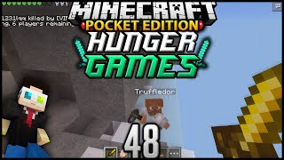 Minecraft POCKET EDITION Hunger Games - GOLD CHALLENGE - Ep 49 (MCPE Survival Games)