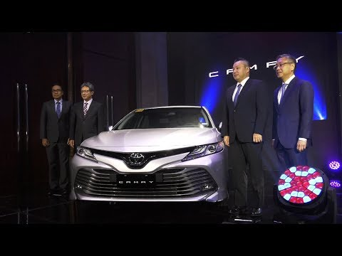 Car Launches All New Toyota Camry Launch Auto Focus