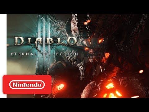 Trailer d'annonce de Diablo III: Eternal Collection