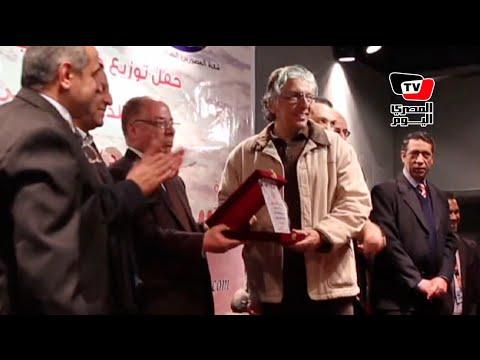 «النمنم»،«قلاش» يوزعان جوائز شعبة المصوريين الصحفيين