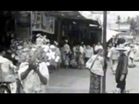 Jakarta, Indonesia- The City of Batavia, 1941- Tempo Doeloe