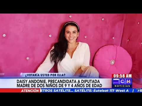 """¡Huuuuy! Filtran foto """"atrevida"""" de la precandidata a diputada hondureña #DaisyAndonie"""
