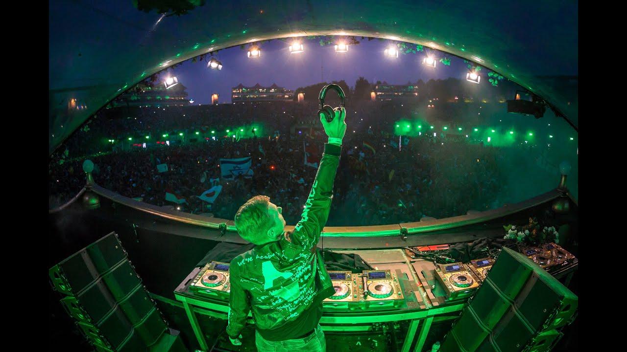 Armin van Buuren - Live @ Tomorrowland Belgium 2016