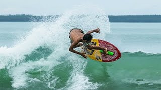 Borongan Philippines  City new picture : Eastern Samar 2015 | SKIMBOARDING | By Abdel Elecho