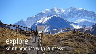 Discover South America on a Princess cruise vacation Video