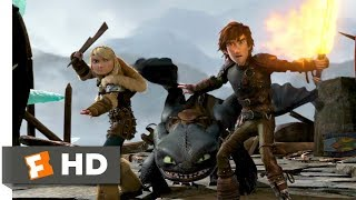 Video How to Train Your Dragon 2 (2014) - Dragon Trappers Scene (2/10) | Movieclips MP3, 3GP, MP4, WEBM, AVI, FLV Maret 2019