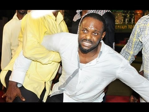 Jim Iyke Can Act Movies but Cant  Act a Convincing Deliverance at SCOAN (Naija's Craziest) Episode 2