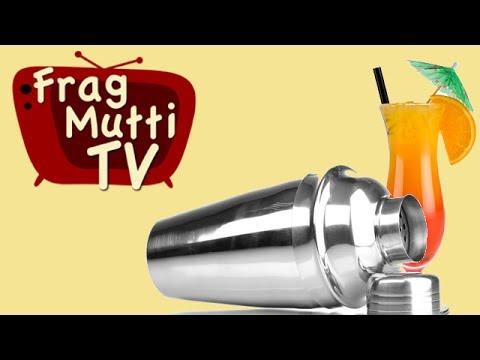 Cocktail richtig mixen und dekorieren - Frag Mutti TV