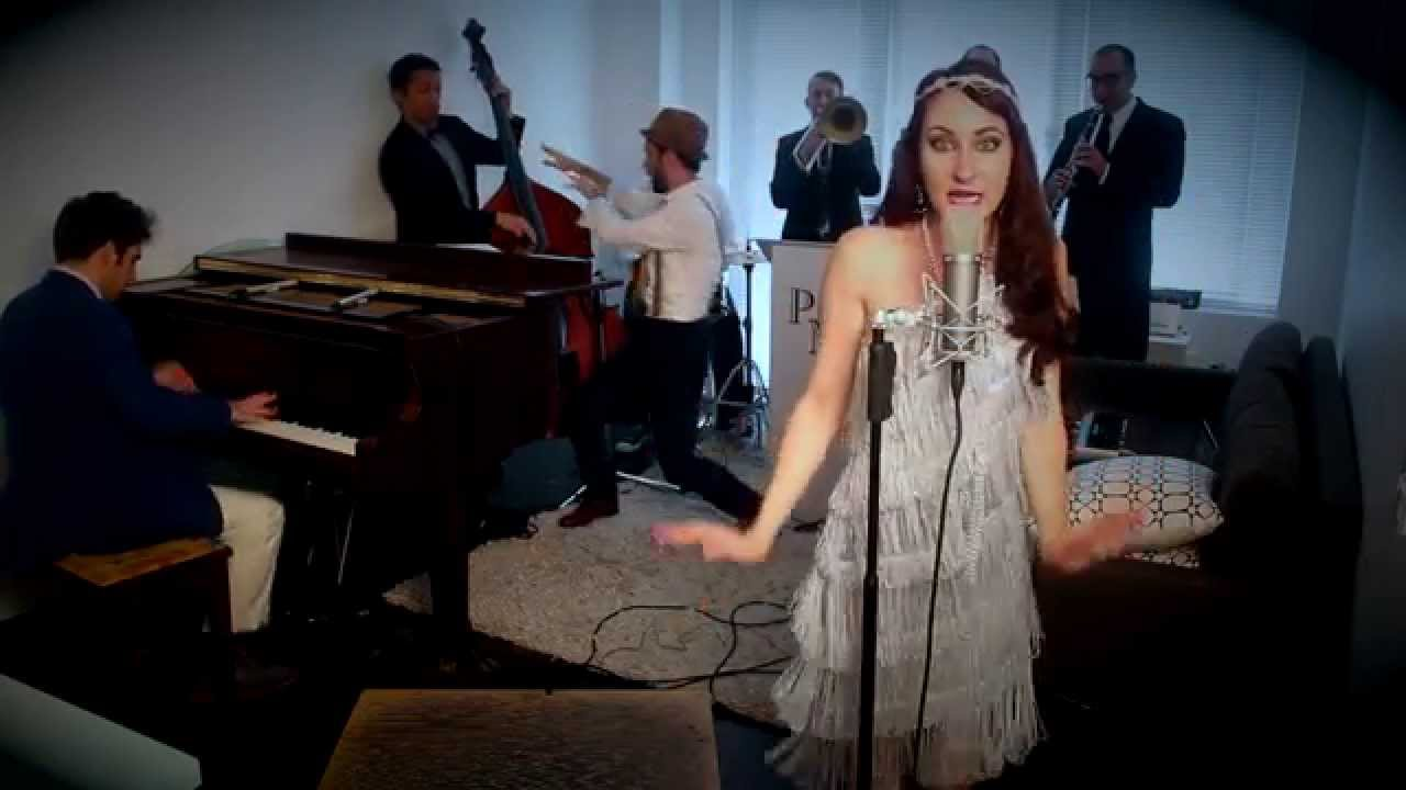 Wiggle – Vintage 1920s Broadway Jason Derulo / Snoop Dogg Cover