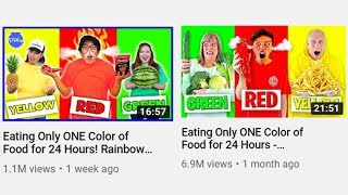 family friendly channels are getting worse