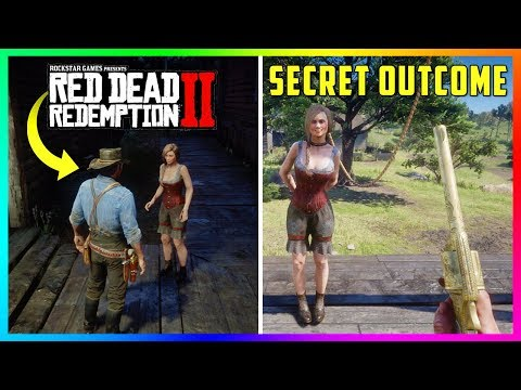 What Happens If You Save The Serial Killer Prostitute From Hanging In Red Dead Redemption 2? (RDR2)