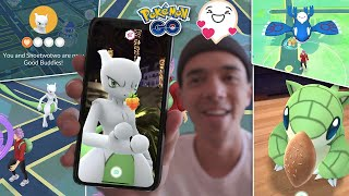 HOW TO USE THE NEW BUDDY ADVENTURE IN POKÉMON GO! by Trainer Tips