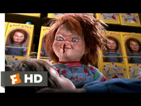Child's Play 2 (7/10) Movie CLIP - I'm Trapped in Here! (1990) HD