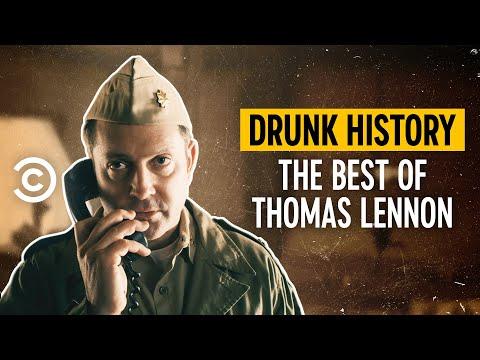 Thomas Lennon's Great Reenactments on Drunk History