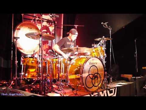 Bonham Drum Show Quebec 2017 - Russel Labadie