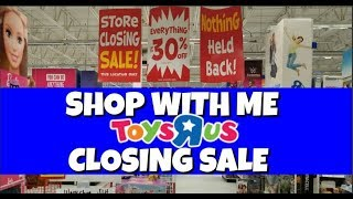 Video Shop with Me Toys R Us Closing Sale MP3, 3GP, MP4, WEBM, AVI, FLV Juni 2018