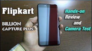 Video Flipkart Billion Capture+ Plus Hands-on Review and Quick camera check (हिंदी) MP3, 3GP, MP4, WEBM, AVI, FLV November 2017