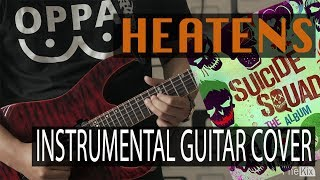 Heatens Twenty One Pilots Instrumental Metal Guitar Cover