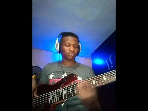 Bless The Lord By Tye Tribbett (bass Cover)