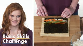 Video 50 People Try to Make Sushi | Epicurious MP3, 3GP, MP4, WEBM, AVI, FLV Februari 2019