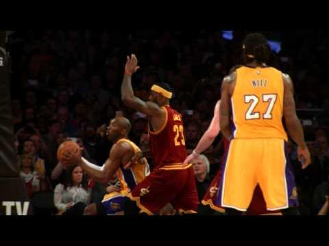 Best of Phantom Slo-Mo: Kobe Bryant vs. LeBron James