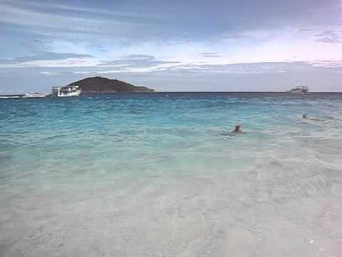 Райский остров (Тайланд) (видео)