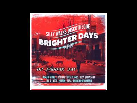 Brighter Days Riddim Mix {dj Faddar Jay}