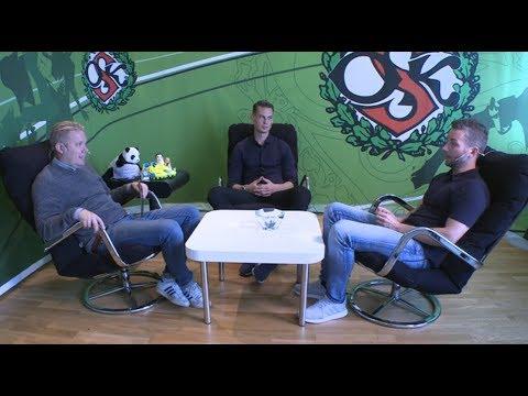Sportklubben med Daniel Bäckström och Axel Kjäll