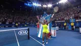 Tennis Highlights, Video - [HD]Match Point: Serena Williams (Final)