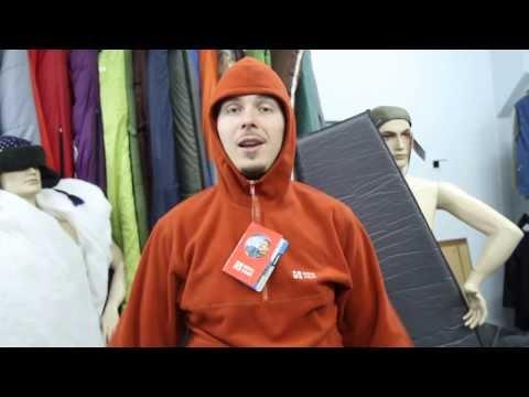 Флисовая куртка-анорак Nova Tour «Тамань». Видеообзор.