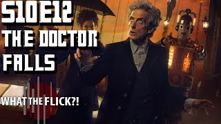 Doctor Who, season 10, episode 12 is reviewed by Alonso Duralde (The Wrap, Linoleum Knife), Meredith Placko (+10 Pop Culture), Meredith Placko (+10 Pop Culture) and William Bibbiani (Crave Online). Let us know what you think in the comments section!http://www.imdb.com/title/tt6340142/?ref_=tt_ep_nx