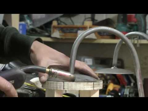 Globe Playground - See how a Candleabra is made.