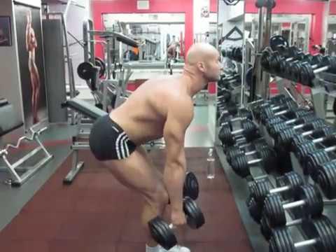 Как накачать мышцы за 8 минут