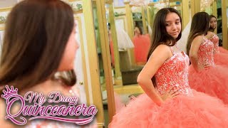 Video Dress Distress | My Dream Quinceañera - Lizzy Ep 2 MP3, 3GP, MP4, WEBM, AVI, FLV Agustus 2018