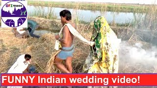 """आप मेरे Video को पसंद करते हैं तो Please मेरे चैनल को Subscribe जरूर करें। This indian wedding wedding video by OFI video. The group of boy acting hilarious indian marriage. Its funny when they are doing vermala or jaimala fails. Which is one of the best funny Indian wedding Varmala Jaimala Video that you ever seen. That make you can't stop laughing. This is top indian shaadi video, must watch. It is ultimate indian wedding fails when bride fall down during dulahan ki bidai by funny Emotional crying. Look at the bride friends are hilarious crying at vidaai.Thank you for providing following free  music credits:""""Photography is Funny.mp3"""" by digifishmusic of Freesound.org""""girl-laugh.wav"""" by choplin of Freesound.org""""Comedic Boing, A.wav"""" by InspectorJ of Freesound.org""""Lose_Funny_Retro_Video Game"""" by cabled_mess of Freesound.org""""Laughing.mp3"""" by LittleRainySeasons of Freesound.org"""
