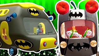 Wheels On The Bus Part 4 with 15 mins Compilation from Kids Rhymes available on Rhymes HeroAlso watch gameplay and walkthrough. Enjoy this video as toys come to life! This video targets children, stimulating their imagination with the help of colorful objects. Each episode will help the child develop his or her creativity and logical reasoning. Subscribe: https://www.youtube.com/channel/UCcttXUYRoTqVN6j4oiDysHwLike: https://www.facebook.com/pages/Rhymes-Hero/1086852778013719