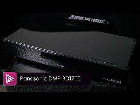 Panasonic DMP BDT700 Blu ray Player Review