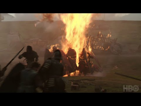 A BehindtheScenes Look at the Loot Train Attack in Game of Thrones Season 7 Episode