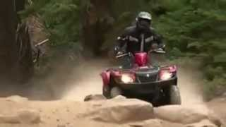 1. 2013 King Quad 500AXi