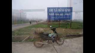 Xuyên Việt Một Mình - Tháng 3/2014