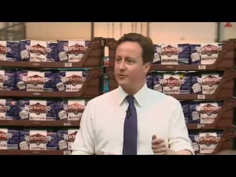 David Cameron the Comedian!