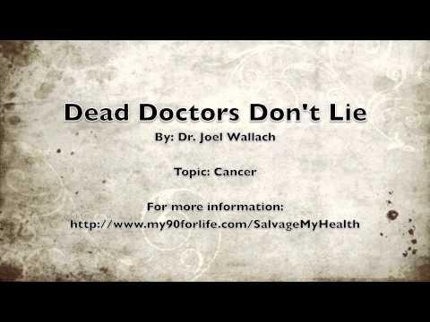 Dr. Wallach on Cancer