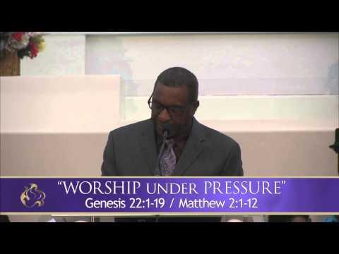 Worship Under Pressure-August 23, 2015