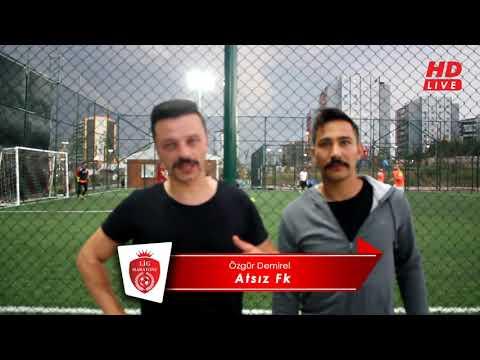 BOĞALAR - ATSIZ FK  Boğarlar 7-11 Atsızlar Fk Basın Toplantısı
