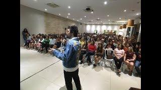Arlindo Grund realiza palestra na CDL Volta Redonda